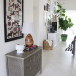 Creating an entryway (where there isn't one)