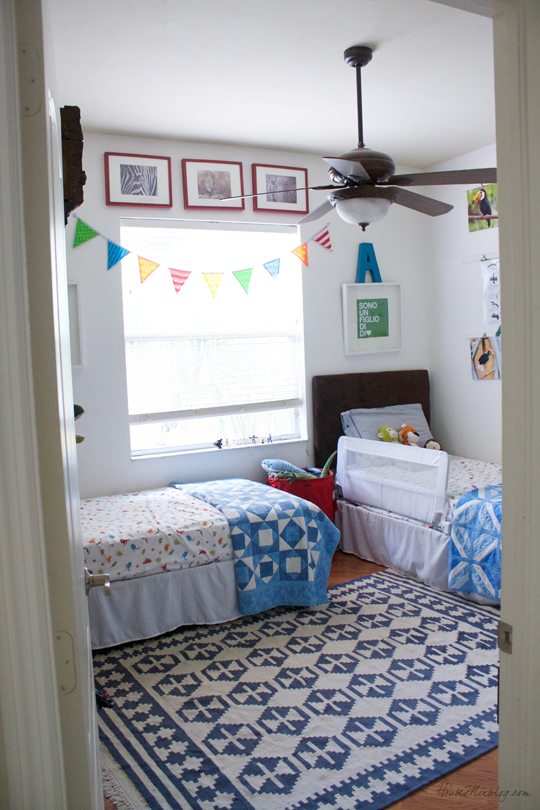 Twin Boys Bedroom Ideas