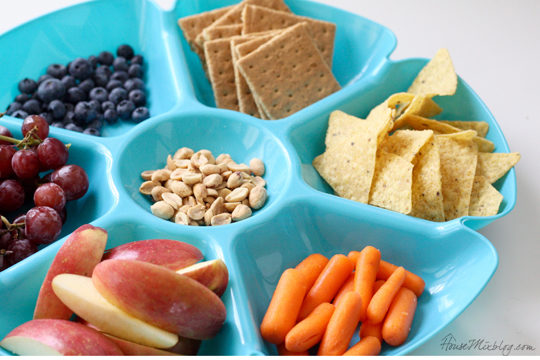Cheap and healthy snack ideas