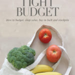 Grocery shopping and feeding a family on a tight budget