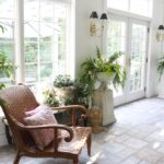 Country house: Sun room