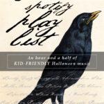 Halloween Spotify playlist (kid-friendly)