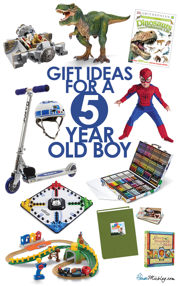 Toys For Boys 5 Years Old : Toys for a year old boy house mix