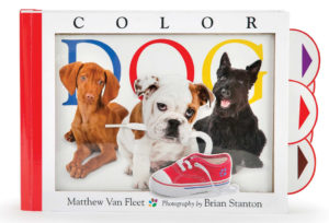 Color Dog interactive childrens book