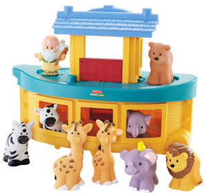 Fisher-Price Little People Noah's Ark