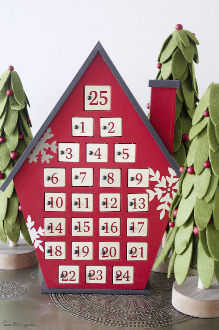 Printable winter activities for kids advent calendar