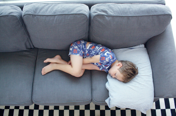 What to do when kids are sick
