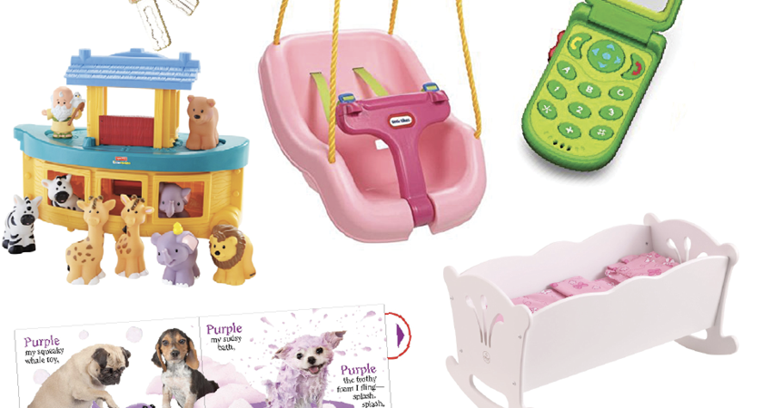 best toddler gifts for girls - one year old present ideas