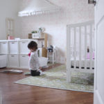 Making a bedroom a playroom