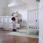 Making a bedroom a playroom