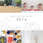 Best of the blog 2016