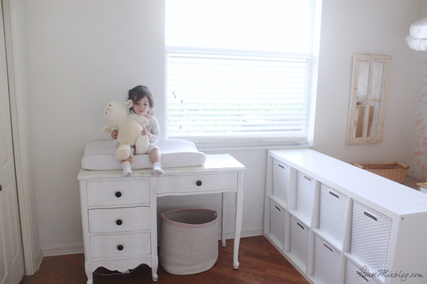 Changing table organization