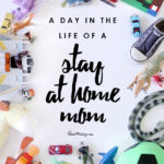 VIDEO: A day in the life of a stay-at-home mom