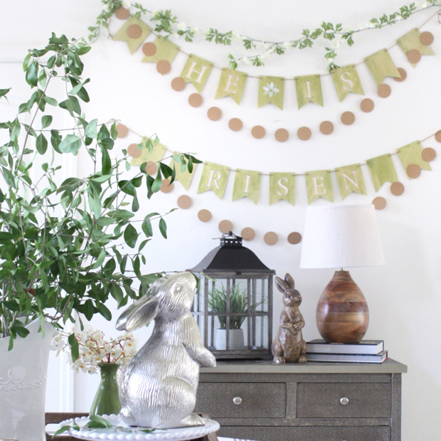 Cheap Decoration For Home: Simple And Cheap Easter Decoration Ideas