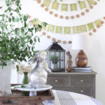 Simple and cheap Easter decoration ideas