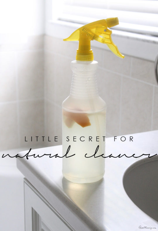 Secret ingredient for natural cleaner2
