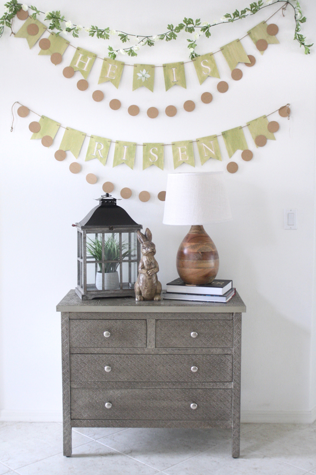 Cheap Spring Decorations: Simple And Cheap Easter Decoration Ideas