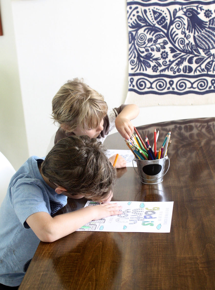 Summer activities for kids - memorize 11 Bible verses