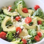 Easy peasy taco salad dinner recipe