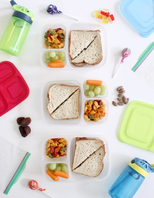 Best snacks, water bottles and containers for kids on the plane