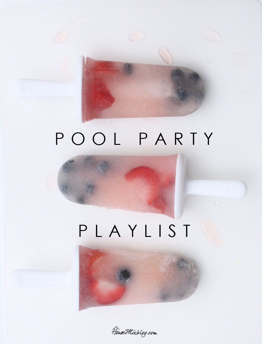 Spotify playlist for the pool. Relax poolside, and whistle along to this happy little Spotify playlist