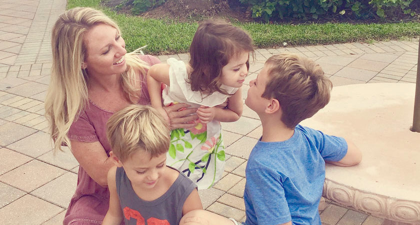 How my kids have changed my character