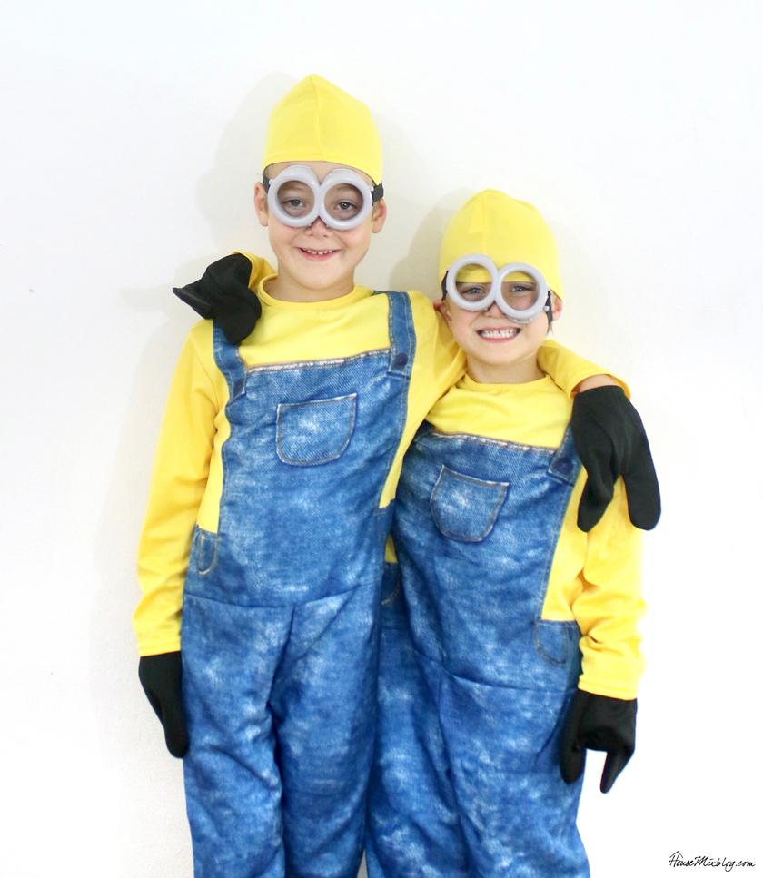 Cute Minions Costume