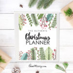 The Ultimate Christmas Planner