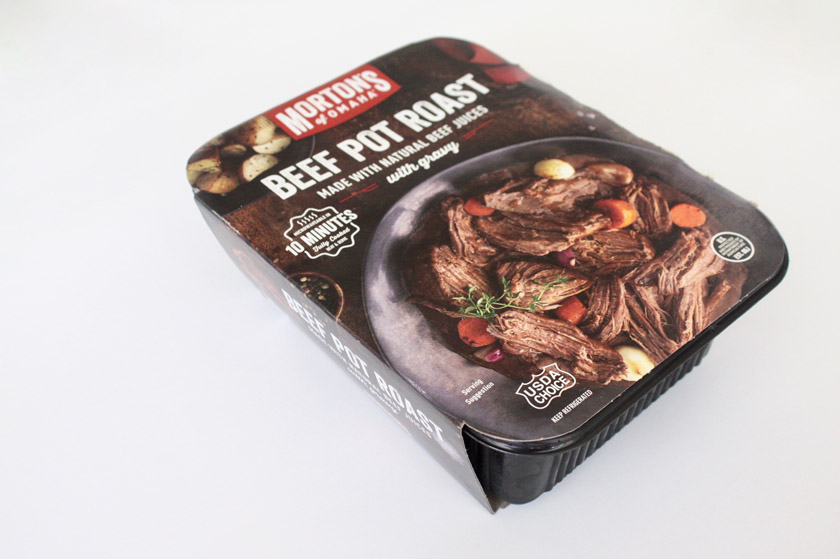 What to buy at Costco - beef pot roast can go in many dishes