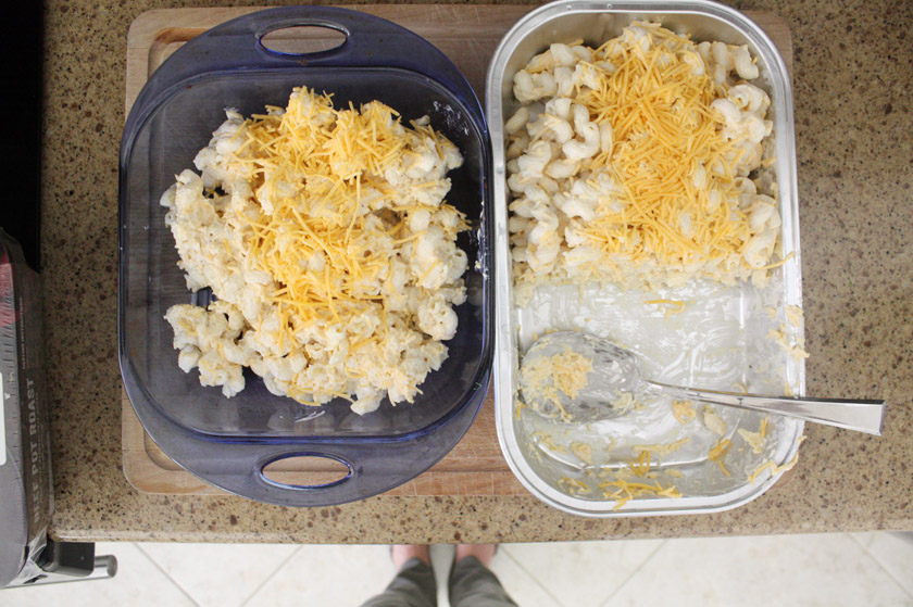 What to buy at Costco - mac and cheese