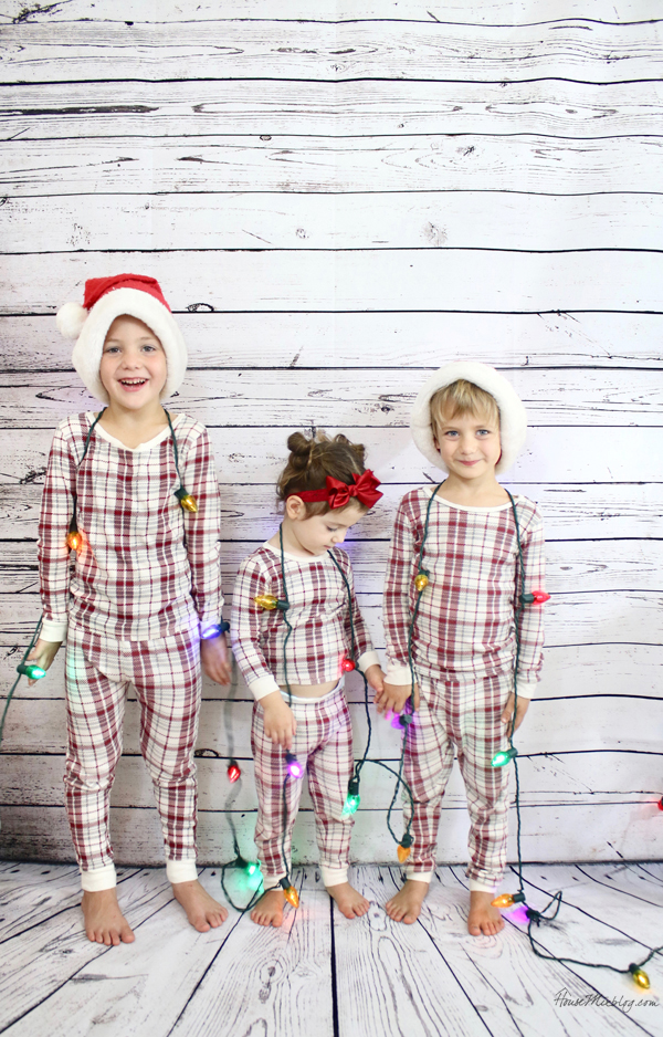 Christmas photo backdrop ideas