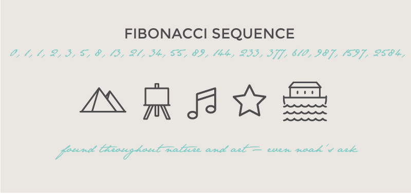 fibonacci sequence found thoughtout nature art and even noahs ark-01
