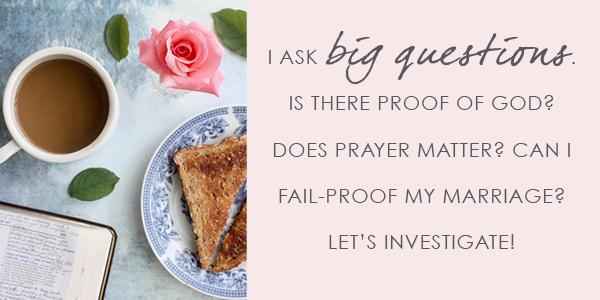 Start here - big questions