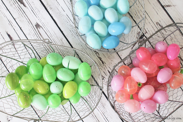 Easter egg hunt ideas - End Easter egg hunt squabbles