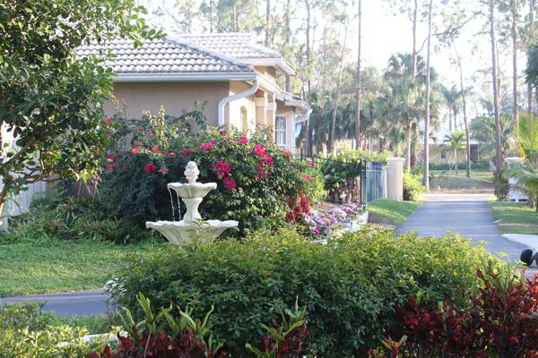 Florida landscaping