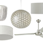 Inexpensive, simple light fixtures
