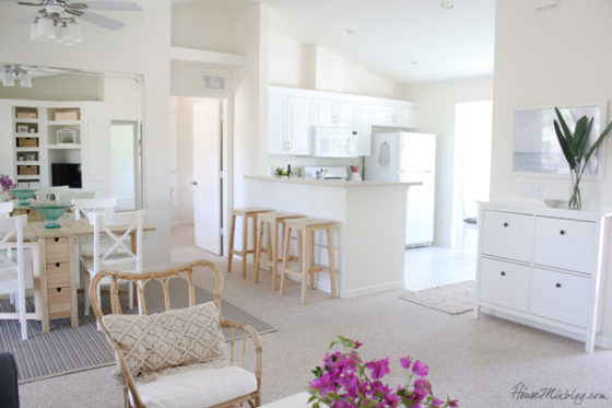 Guest house tour: Furnished for $2,900