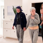 VIDEO: Nonni see their new house