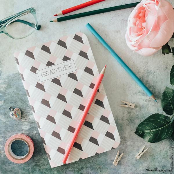 starting a grateful journal
