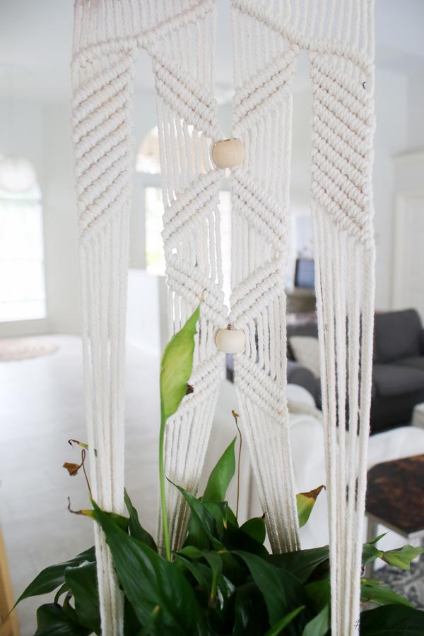 Cheap macrame plant hangers