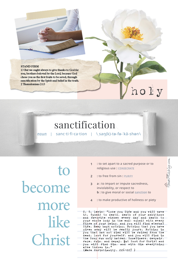 sanctification definition and quotes - housemixblog.com