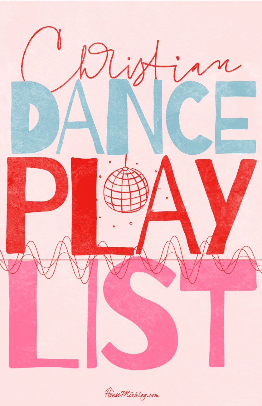 Christian Spotify dance playlist - clean dance music safe for kids