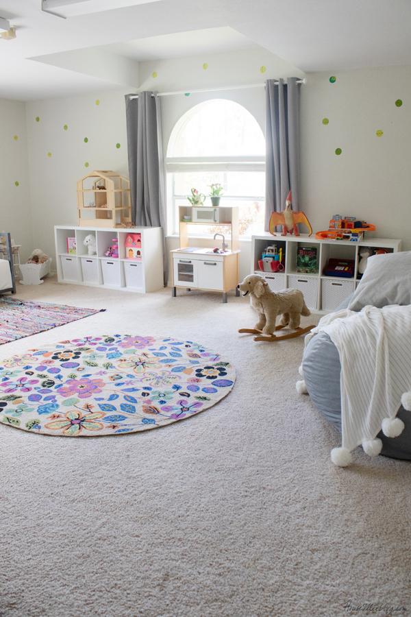 Play room decor and ideas