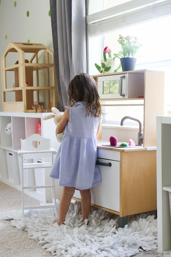 classic toys for kids - ikea kitchen favorited by all three kids