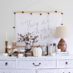 Neutral fall decor ideas