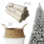 Affordable Christmas decor finds