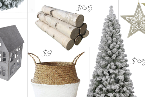 Affordable cheap Christmas decoration finds