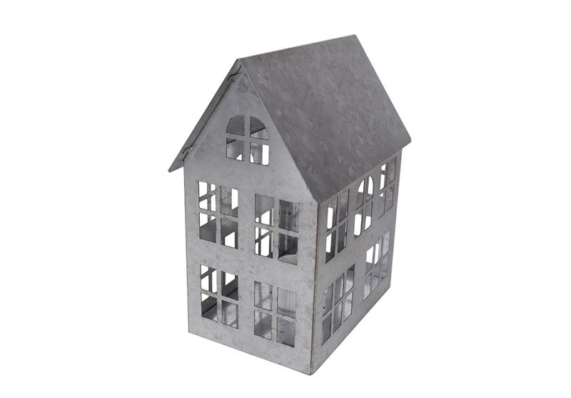 Christmas house figurine