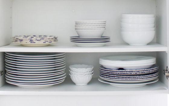 Kitchen organization ideas and minimalist checklist