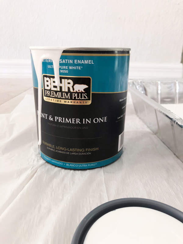 paint and primer in one - ultra white